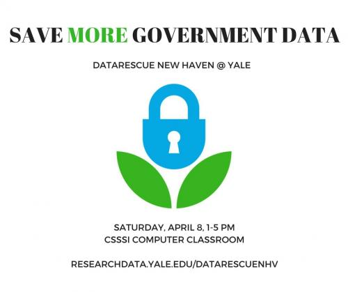DataRescue New Haven