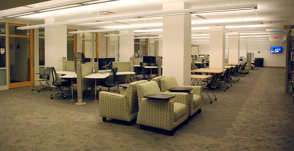Study Room East Center For Science And Social Science