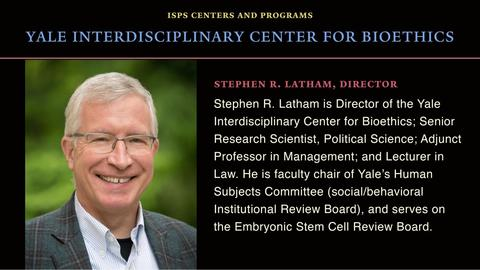 Institution for Social and Policy Studies at Yale – Research, Policy, and Leadership