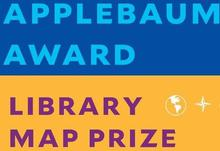 CSSSI congratulates Applebaum, Library Map Prize winners