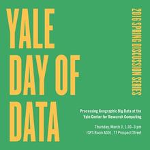 Yale Day of Data