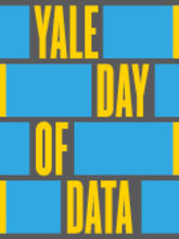 Yale Day of Data 2018 logo