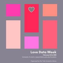 logo for love data week