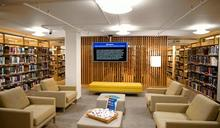 CSSSI lower level lounge