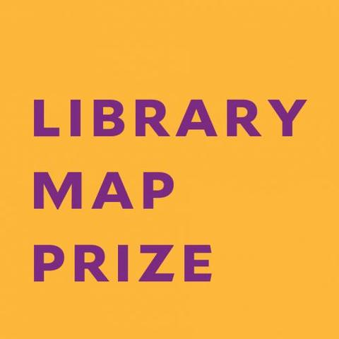 Library Map Prize text