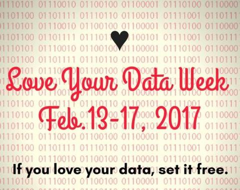 Love Your Data Week 2017 at Yale
