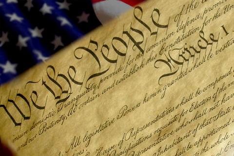 Picture of U.S. Constitution